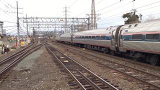 Inside look of The Stamford Metro-North Station + Railfanning Frenzy