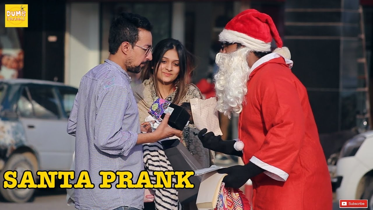 Bad Ass Santa in Pakistan SHOCKING Reactions