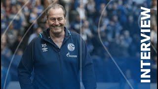 Huub Stevens im Abschlussinterview | FC Schalke 04