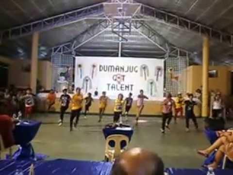 REALBOYS @ Dumanjug Got Talent