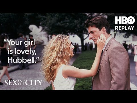 Sex and the City: Carrie Confronts Mr. Big   HBO Replay