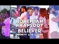 Bohemian Rhapsody | Believer - live at Trailblazer 2019