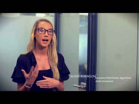 Aloise Robinson - Insurance Apprentice