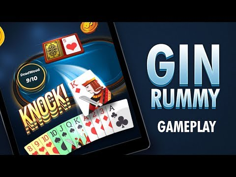 Gin Rummy - Best Classic Card Game