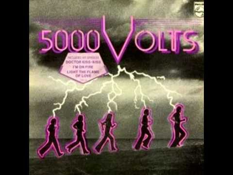 5000 Volts - Light The Flame Of Love