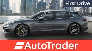 Porsche Panamera Sport Turismo first drive review