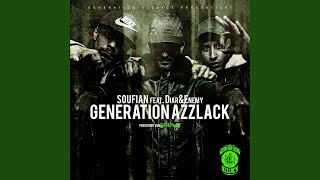 Generation Azzlack (feat. Enemy, Diar)