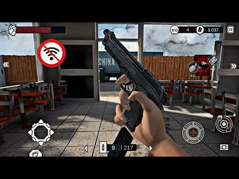 Top 15 Offline Zombie Games For Android & IOS FREE