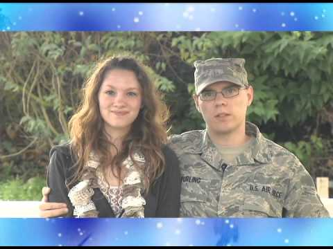 Holiday Greetings from Nebraska Troops