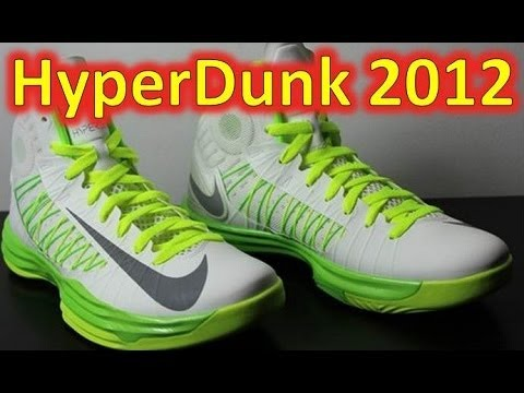 dfcdcd8f77fb Nike Hyperdunk 2012 - Review + On Feet - YouTube