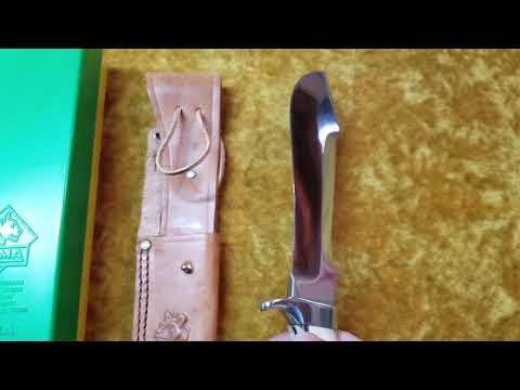 dating puma white hunter knife