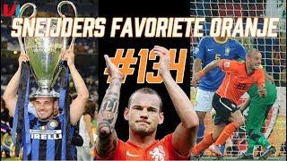 WAT EEN ELFTAL! | Het Favoriete Oranje van Wesley Sneijder