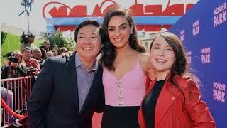 Ken Jeong Talks Kenan Thompson Man Crush at Wonder Park Premiere   Hollywood Reporter