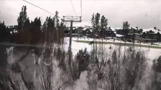 Vlog Viajero en la Nieve Ep. 4: Ice Castle, Gondolas, Como hace la Trucha!!