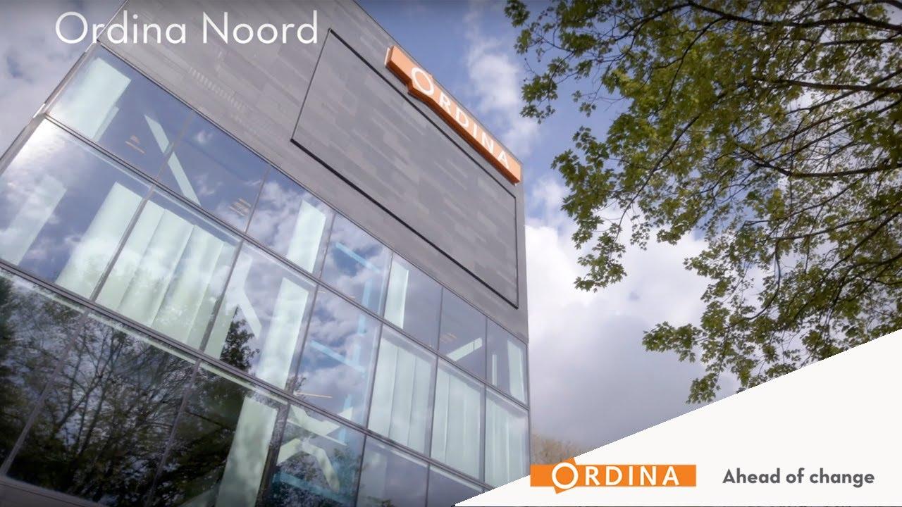 Locatie Ordina Groningen | Ordina | Ahead of Change