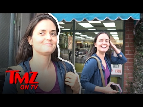 We Put Danica McKellar's Math Skills To The Test  TMZ TV