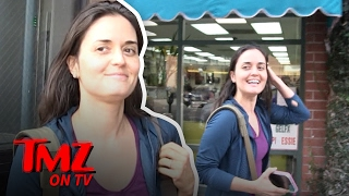 We Put Danica McKellar's Math Skills To The Test | TMZ TV
