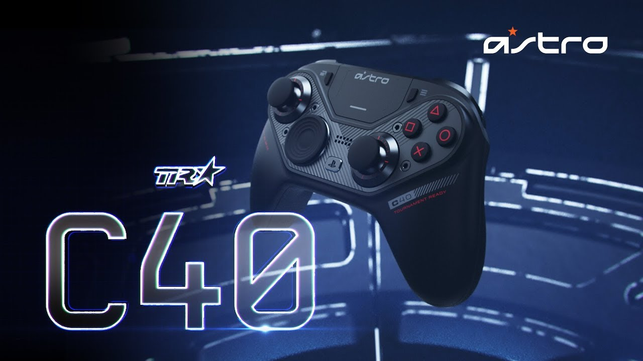 Review: Astro Gaming C40 TR Controller