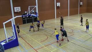 23 september 2017 Almere Pioneers U22 vs Rivertrotters M U22 45-52 1st period