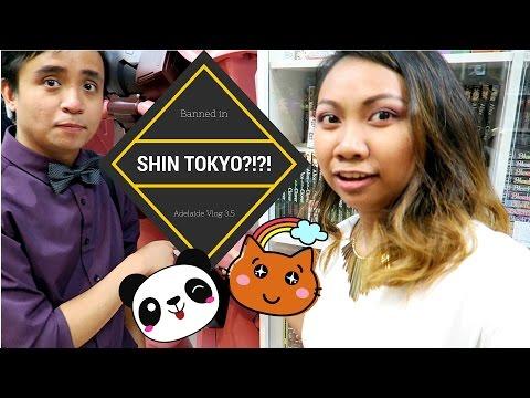 Shin Tokyo - model shop Adelaide Vlog 3.5 (April 2,2016)