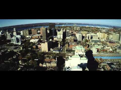 Downtown Hamilton - The Revival.