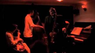 "Ken Peplowski,Tenor Sax, ""Jim Dawgs"" (Ike Quebec) based on ""I Got Rhythm"" (George Gershwin)"
