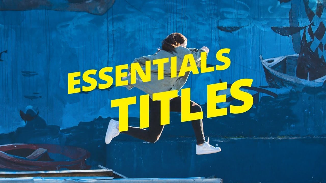 Essentials Titles