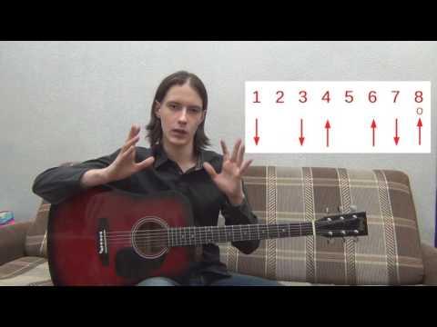видео: КИНО - КУКУШКА. Как играть на гитаре(аккорды, бой, разбор)