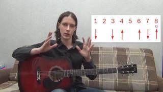 КИНО - КУКУШКА. Как играть на гитаре(аккорды, бой, разбор)