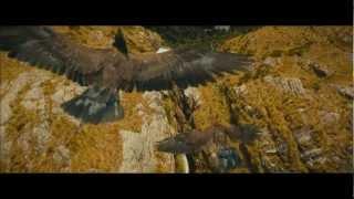 The Hobbit - Eagles scene HD 1080p