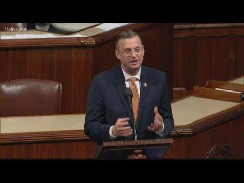 Rep. Doug Collins Announces Senate Run