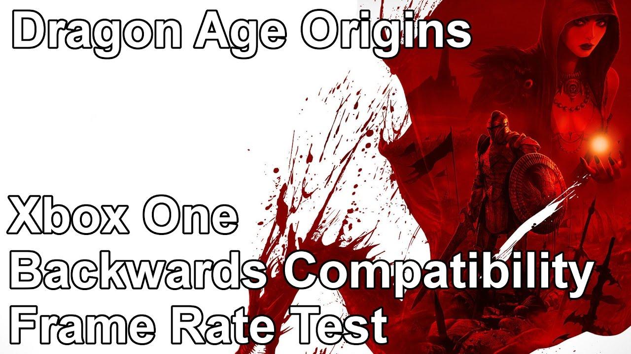 Dragon Age Origins Xbox 360 vs Xbox One Backwards Compatibility ...