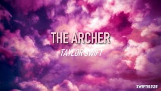 Gambar cover Taylor Swift - The Archer (Lyrics)