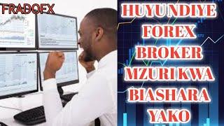 FOREX TANZANIA :  Broker mzuri atakayefanya upige pesa kirahisi katika biashara ya forex