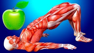 Comienza a comer una manzana al día y descubre los cambios en tu cuerpo
