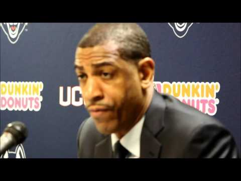 This Is UConn Country: Kevin Ollie Post-Game USF