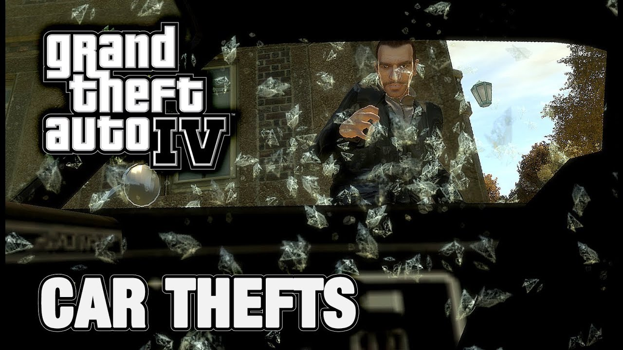 Stevie S Car Thefts Gta Iv