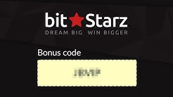 What  is the bonus code for Bitstarz Casino?