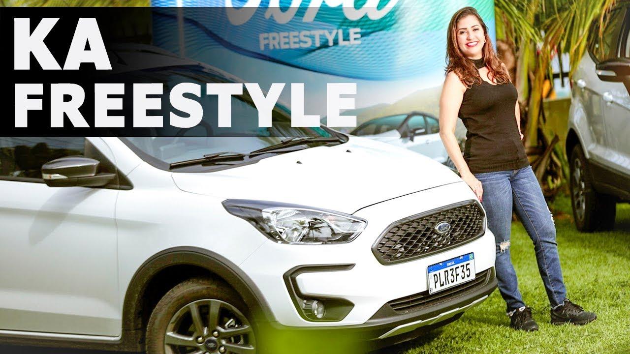 Ford Ka Freestyle 2020 Aventureiro Mais Barato Na Versao 1 0
