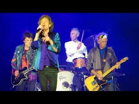 "Rolling Stones ""Dancing With Mr. D."" live in Hamburg Stadtpark, 9.9.2017"