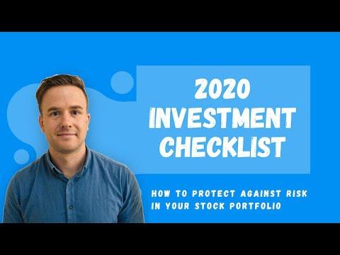 Market crash checklist (how to protect your stock portfolio) | Rask