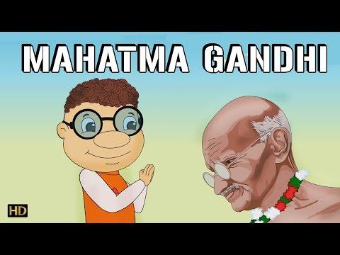 Mahatma Gandhi | Gandhi Jayanti Special | Hindi Balgeet | HD