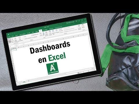 ¿Qué es un Dashboard? ¿Cómo se hace en Excel? Tableros interactivos
