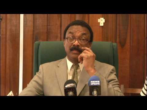 Judiciary weakened under Jagdeo's tenure - Basil Williams