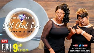 Diamond & Silk 'Chit Chat Live"