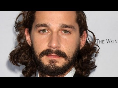 Shia LaBeouf Drops Acid For Movie Role