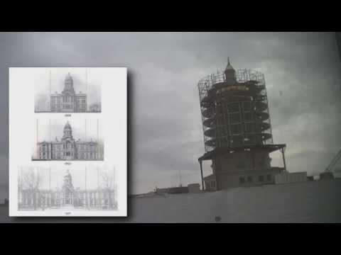 Inside The Wyoming Capitol Restoration 2017 Project Tour