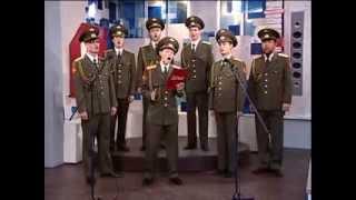 Хор Российский армии спел песню Адель из последнего фильма о Бонде