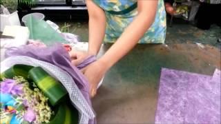 видео Букет невесты из роз: лучшие варианты и сочетания