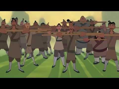 Mulan | Liedje: Ik Maak Jullie Elk Tot Een Man | Disney NL